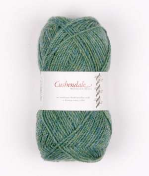 Irish Wool Knitting Yarn