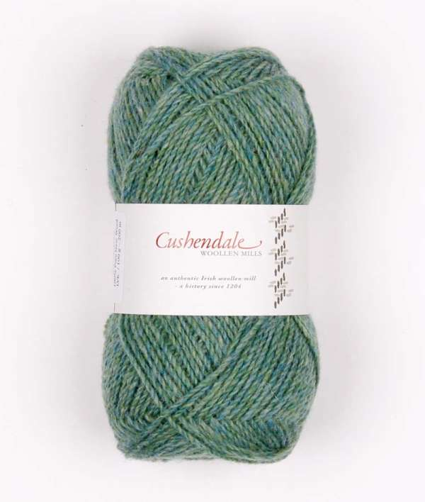 Irish Wool Knitting Yarn