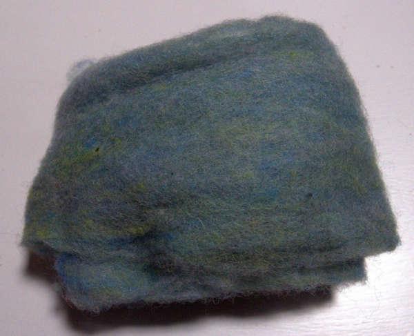 Irish Carded Wool