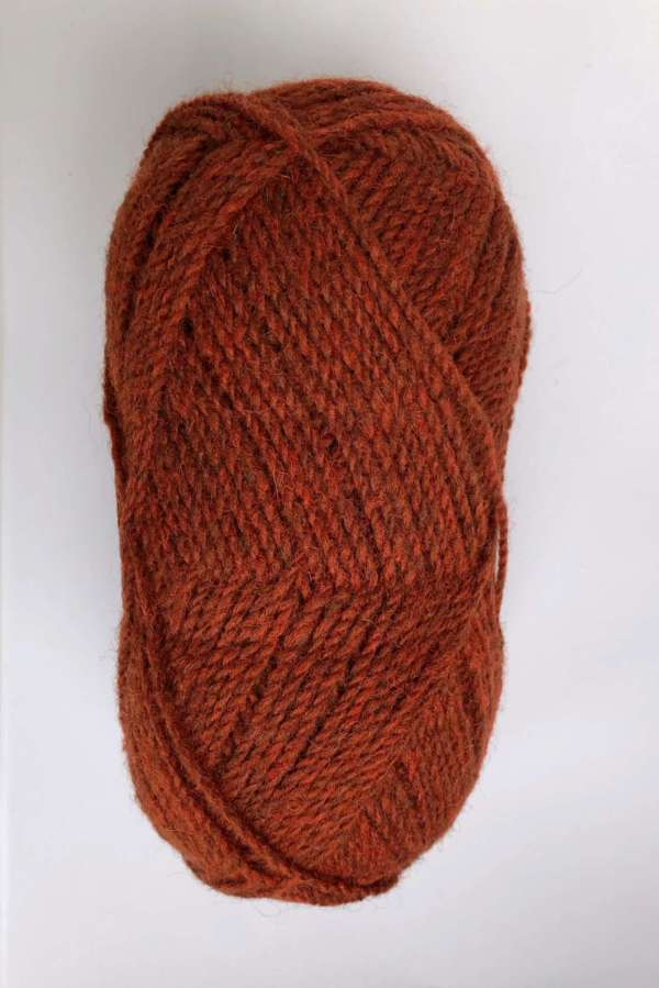 Cinnamon Irish Knitting Yarn