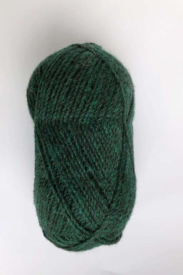 Green Irish Knitting Yarn