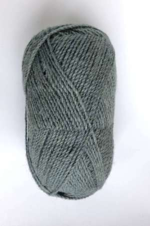Grey Irish Knitting Yarn