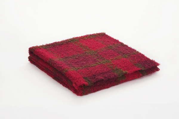 Irish Wool Throw