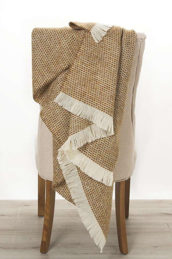 Autumn Kilkenny Wool Throw