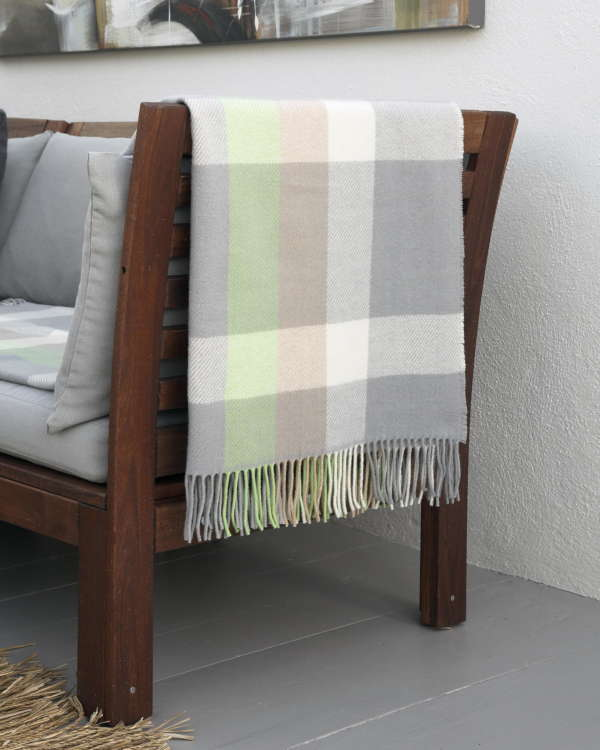 Irish Wool Throw