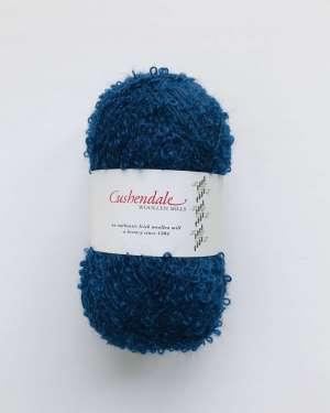 Mallard Blue Mohair Yarn