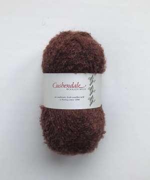 Mulled Wine Mohair Yarn
