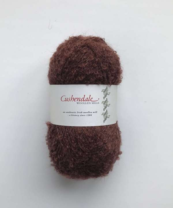 Mulled Wine Mohair Yarn